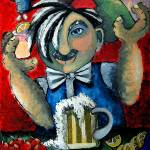 """Bartender"" by monalisyartist"