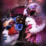 """Venetian Masks"" by Travelerscout"