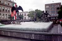 Large Fountain at the Zocalo