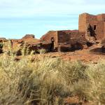 """Wupatki Dwellings in Arizona"" by BobFikePhoto"