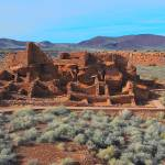 """Wupatki American Indian Dwellings"" by BobFikePhoto"