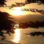 """""""Capitola Wharf Sunrise"""" by BobFikePhoto"""