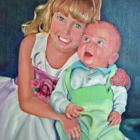 Portraiture of Children Art Prints & Posters by Christi Werner