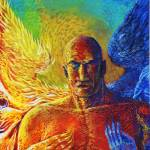 """angels"" by michaelfatutoart"