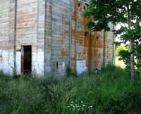 Abandoned Mill Vernonia Oregon