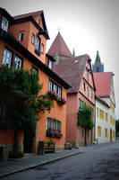 Rothenburg Houses