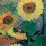 """Sunflowers in bloom"" by KayArtiste"
