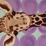 """Baby giraffe"" by 2cmooreart"