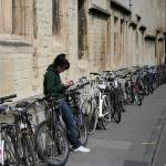 """Oxford Bikes"" by ljpixie75"
