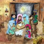 """Christmas Play"" by SherryHolderHunt"