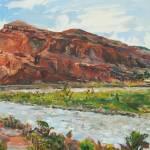"""""""Red Rock Bend"""" by edwardobermueller"""