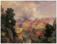 Thomas Moran's The Grand Canyon