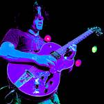 """Alex Skolnick - Petite Art Print"" by christinecrusher"