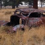 """old car"" by morninglori"