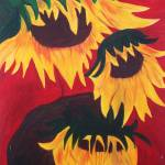 """Sunflowers"" by cuky"