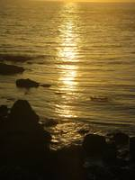Sunset  at Pacific Grove 058