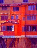 Ponte Vecchio Abstraction