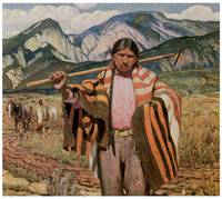 Oscar E. Berninghaus' Indian Farmer