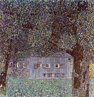 Gustav Klimt's Farmhouse in Austria
