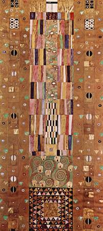 Gustav Klimt's Frieze