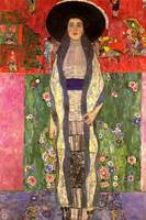 Gustav Klimt's Picture of Adele Bloch Bauer