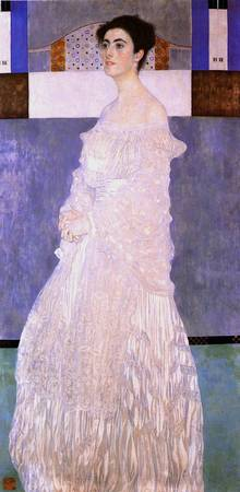 Gustav Klimt's Picture of Margaret