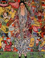 Gustav Klimt's Portrait of Friederike Maria Beer