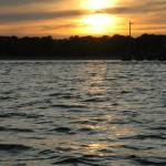 """Sunset at Sag Harbor"" by Land-aid"