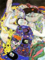 Gustav Klimt's The Virgin