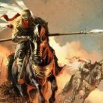 """""""Horsemen Starfall"""" by Morano"""