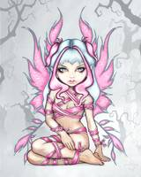 Pink Ribbon Fairy