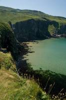 Beneath the Cliffs at Carrick-a-rede
