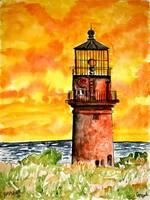 nautical collectibles gay head lighthouse