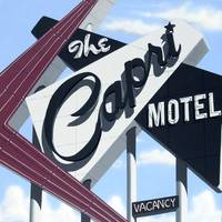 Capri Motel Route 66