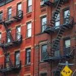 """Fire Escapes on Bleecker"" by BantamStudio"