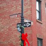 """""""Intersectio of Barrow and Commerce"""" by BantamStudio"""