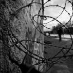 """Berlin Wall Barbed-wire"" by goode82987"