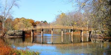 Old North Bridge Minuteman Park