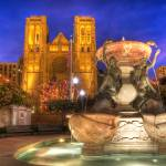 """Grace Cathedral, Nob Hill"" by canbalci"