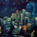 """citylights"" by rickmobbs"