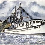 """shrimp boat"" by derekmccrea"