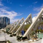 """San Diego Convention Center Rooftop"" by kphotos"