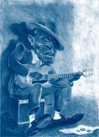 Jon Lee Hooker- BluesPlayer