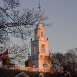 """Legislative Hall at Sundown"" by FirstStatePhotos"