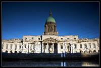 Customs House Relfection, Dublin