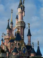 Disneyland Resort Paris Castle