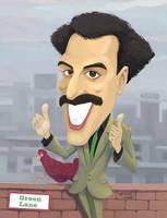 Sacha Cohen as Borat