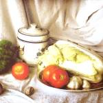 """Still Life"" by LiLianFineArt"