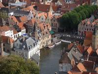 Brugge Canal Boats