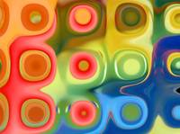 Happy Colors Abstract